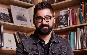 Austin Kleon's Book Club Read Like an Artist to Launch with Literati