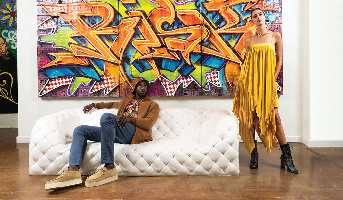 Austin Fall Fashion: Go Bold