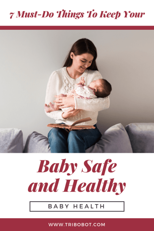 must do things to keep baby healthy
