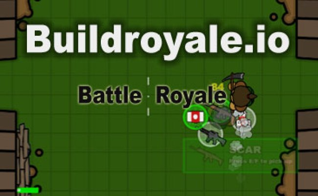 Zone Royale Io Game