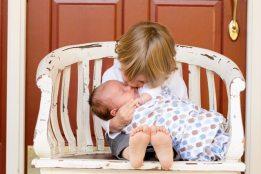contacts avec le bébé