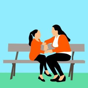 Les 7 étapes pour recomposer une famille : rapprochement
