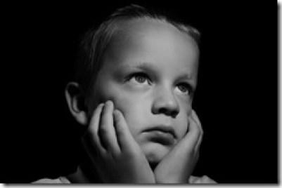 désengagement l'enfant souffre