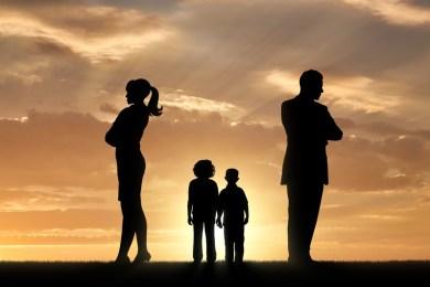 L'enfant au milieu du conflit parental