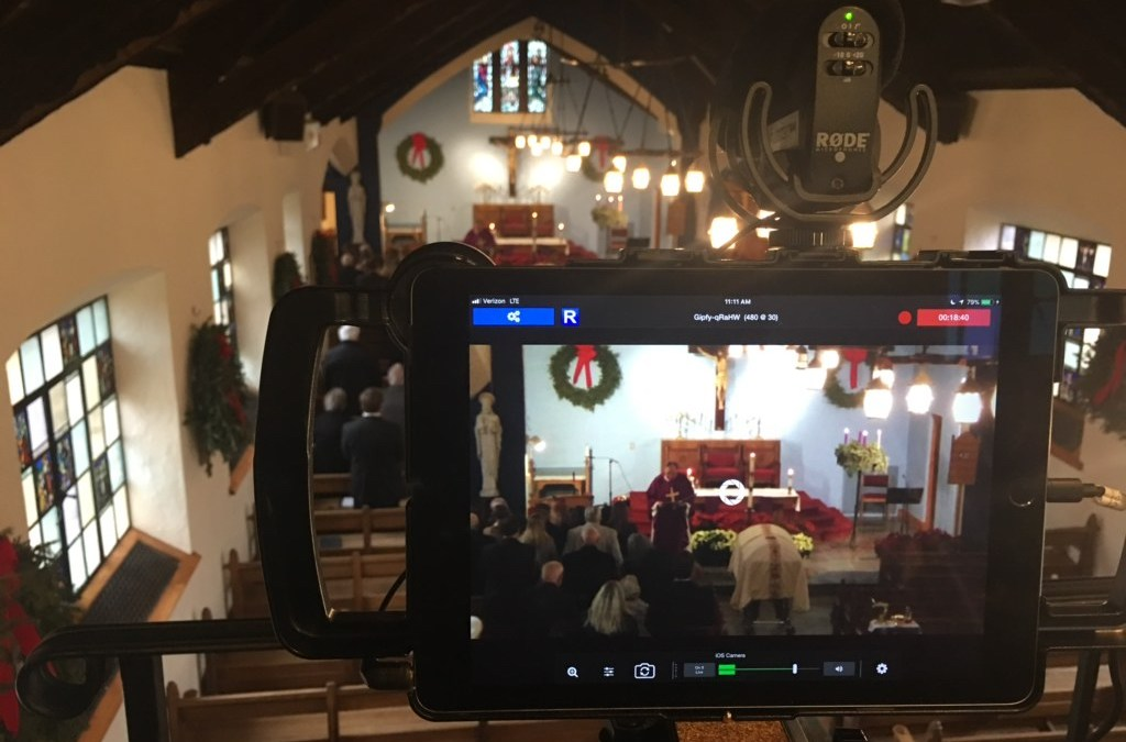 Growth in the Livestreaming of Funerals and Memorial Services