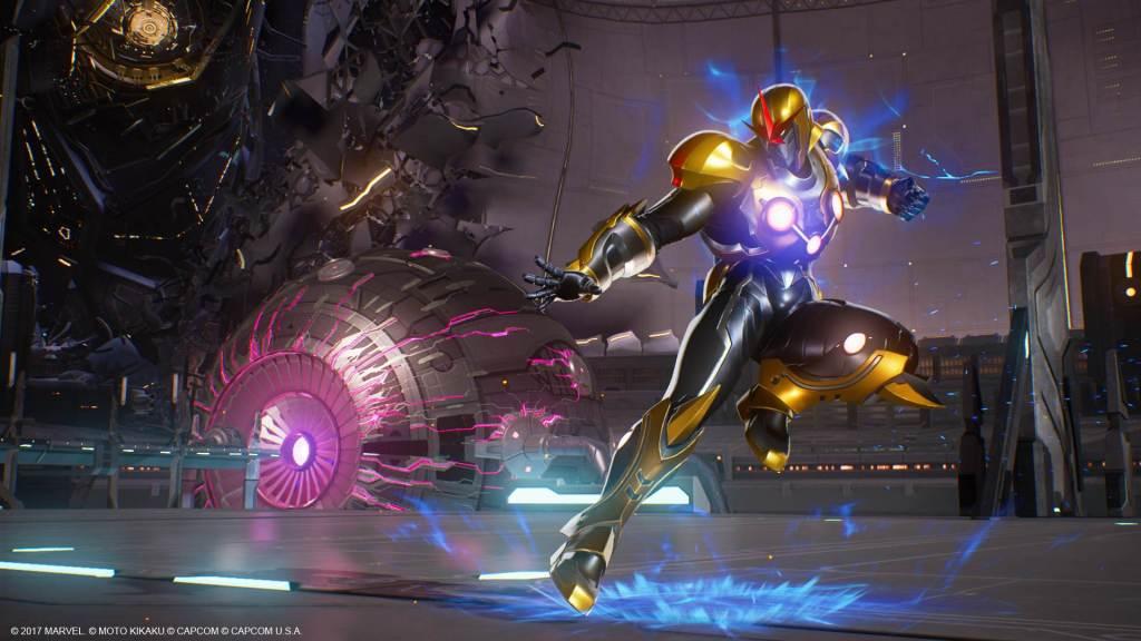 Marvel vs. Capcom Infinite - Nova