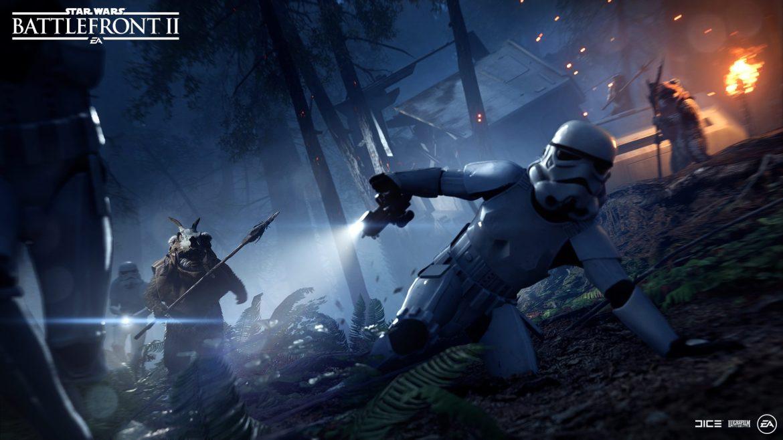 Ewok - Star Wars Battlefront II