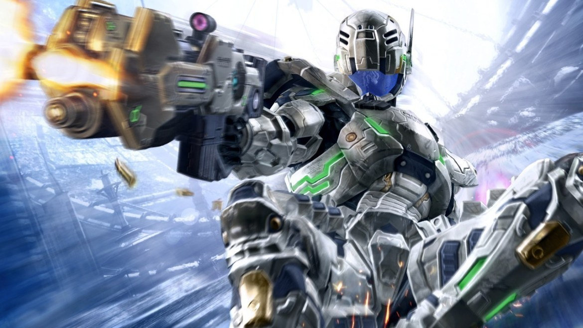 Vanquish - Games With Gold