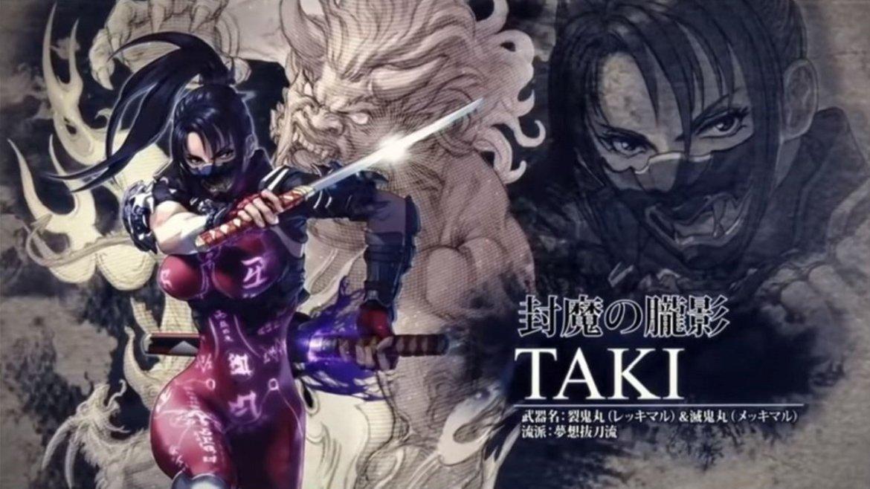 Taki - Soul Calibur VI