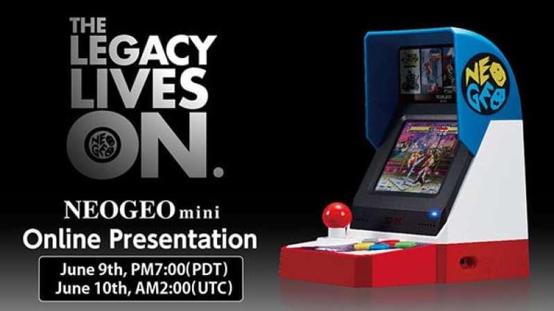 Neo Geo Mini - SNK