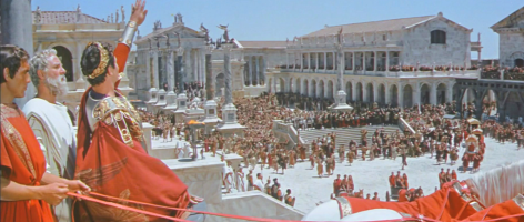 El Imperio Romano es un gran ejemplo de cambio social en toda su complejidad.