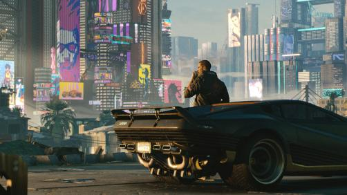 El mundo de Cyberpunk 2077 es uno de los grandes protagonistas del juego y por eso invita tanto a reflexionar.