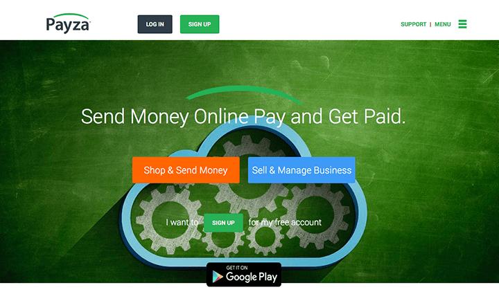 Best Payment Gateway - Payza