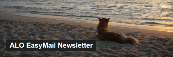 ALO EasyMail Newsletter plugin