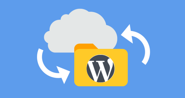 Regular WordPress Backups