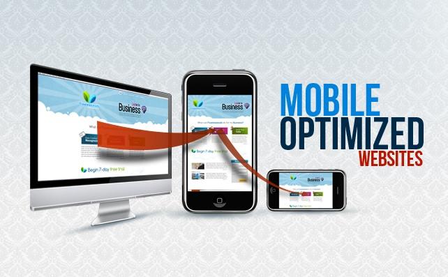 Websitez Mobile Optimization