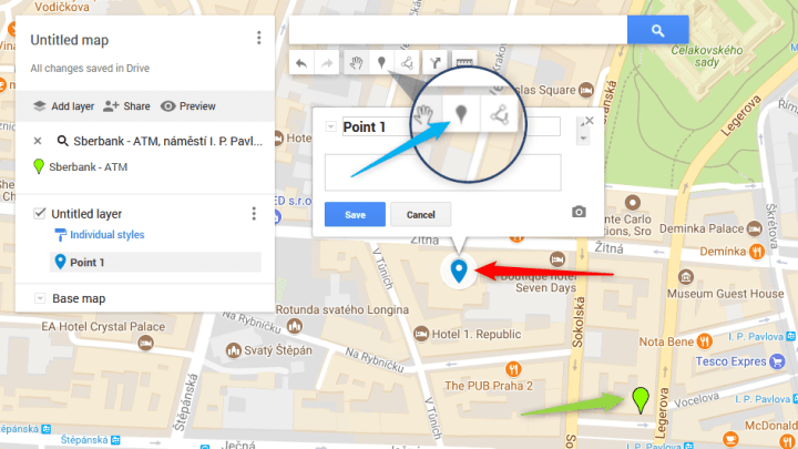 Embedding A Google Map With Multiple Markers On Your Website - Google maps multiple locations