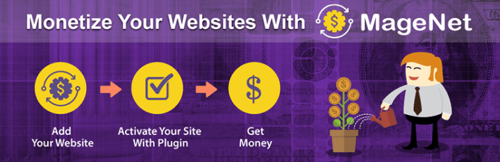 Monetize Your Websites With MageNet