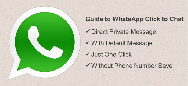 whatsapp link to start chat