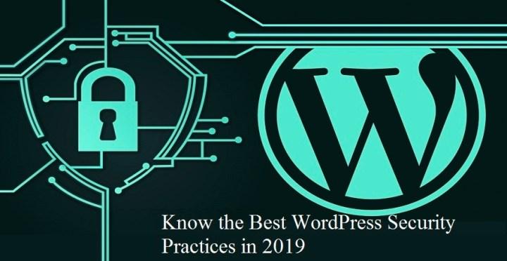 Best WordPress Security Practices