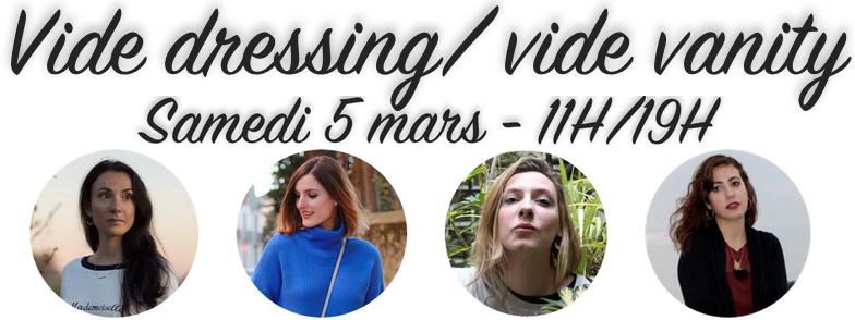 bandeau facebook vide dressing