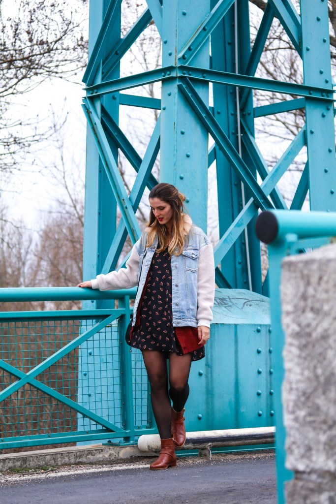 blog mode veste oversize