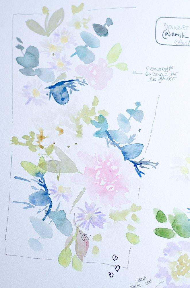 fleurs aquarelle nuancier-25