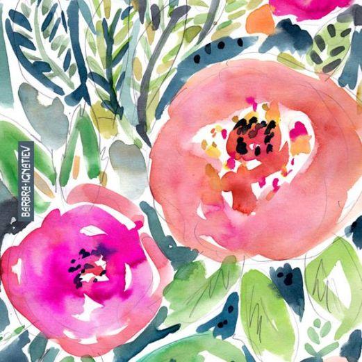 aquarelle inspiration artistes barbara ignatiev 2