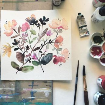 aquarelle inspiration artistes kiana mosley 4