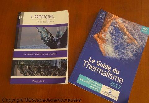 guide du thermalisme officiel du thermalisme