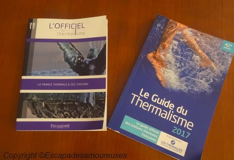 guide du thermalisme officiel du thermalisme