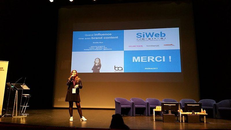 Siweb17 conférence Emilie Ros