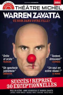 warren Zavatta au théâtre miche