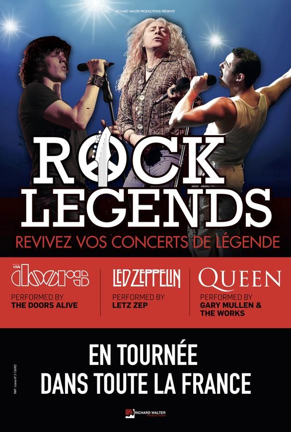 rocklegends olympia 10 et 11 janvier 2018