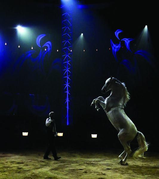 Origines, cirque alexis gruss les rappels