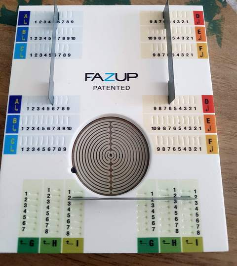 FAZUP patch anti-ondes pour votre smartphoneFAZUP patch anti-ondes pour votre smartphone