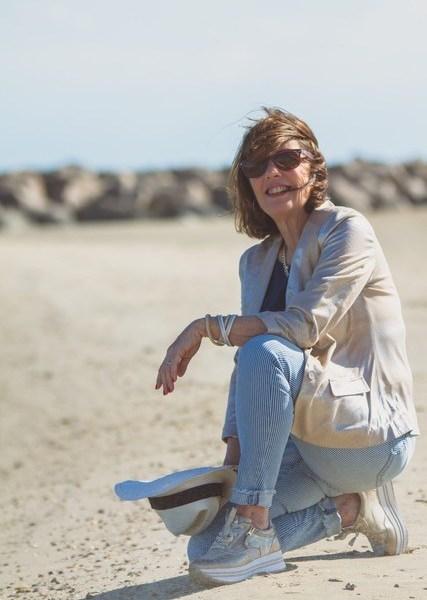 Corinne Ducasse invitée du podcast 50 ans d'âge et plus