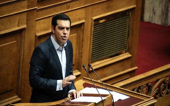 Ципрас: неуспехот на Преспанскиот договор ќе ни донесе Голема Албанија