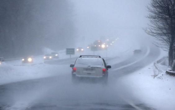 Од недела Врнежи од дожд, на повисоките места снег