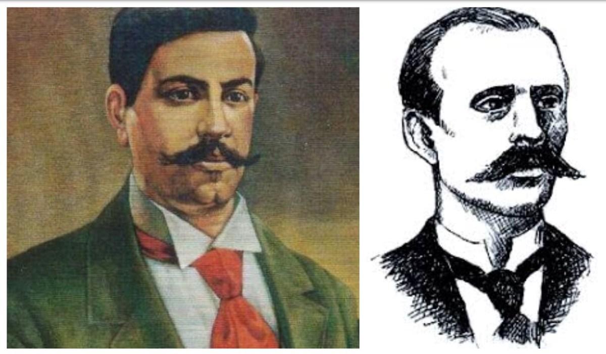 Георги Гоце Делчев и Хамди беј Охри