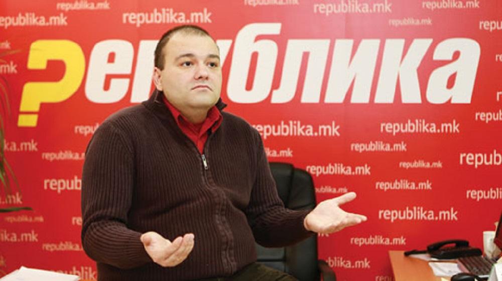 Никола, прашај го Боцевски зошто во Колумбија те запишале како грк