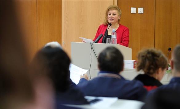 Јованова-Грујовска: потребни ни се млади научници во Институтот за македонски јазик