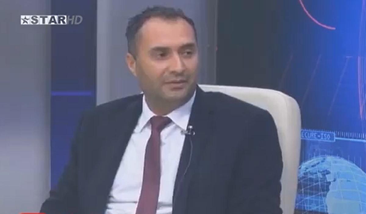 Зафиров (ГДУ): законот за двојазичност се користи како алатка Груевски да се спаси и од случајот тнт