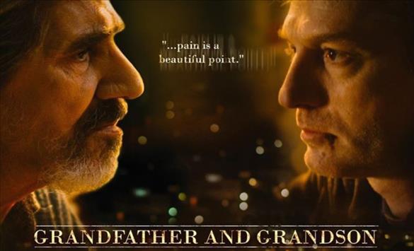 """Премиера на играниот филм """"Дедо и внук"""""""
