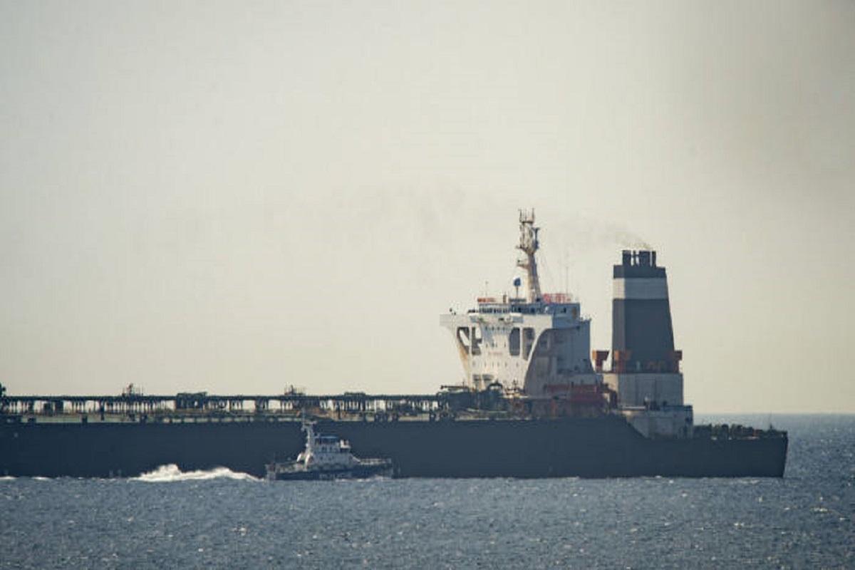 Американската морнарица заплени иранско оружје