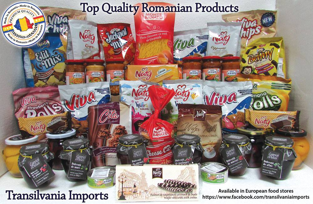 [P] Top Quality Romanian Products