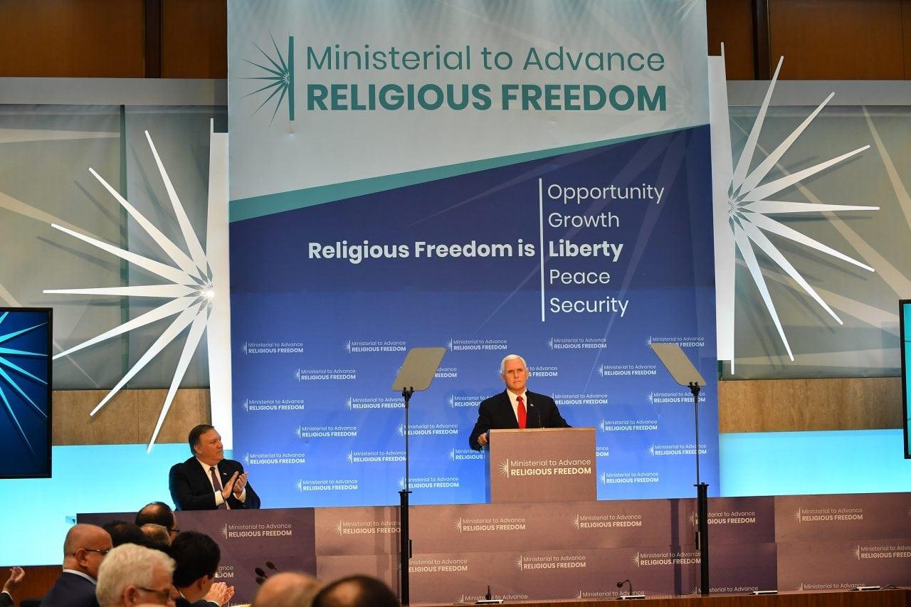 Drepturile parentale la evenimentul de Libertate Religioasă organizat de Departamentul de Stat