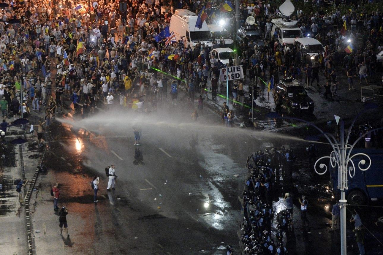 Diaspora și protestele care au devastat Bucureștiul