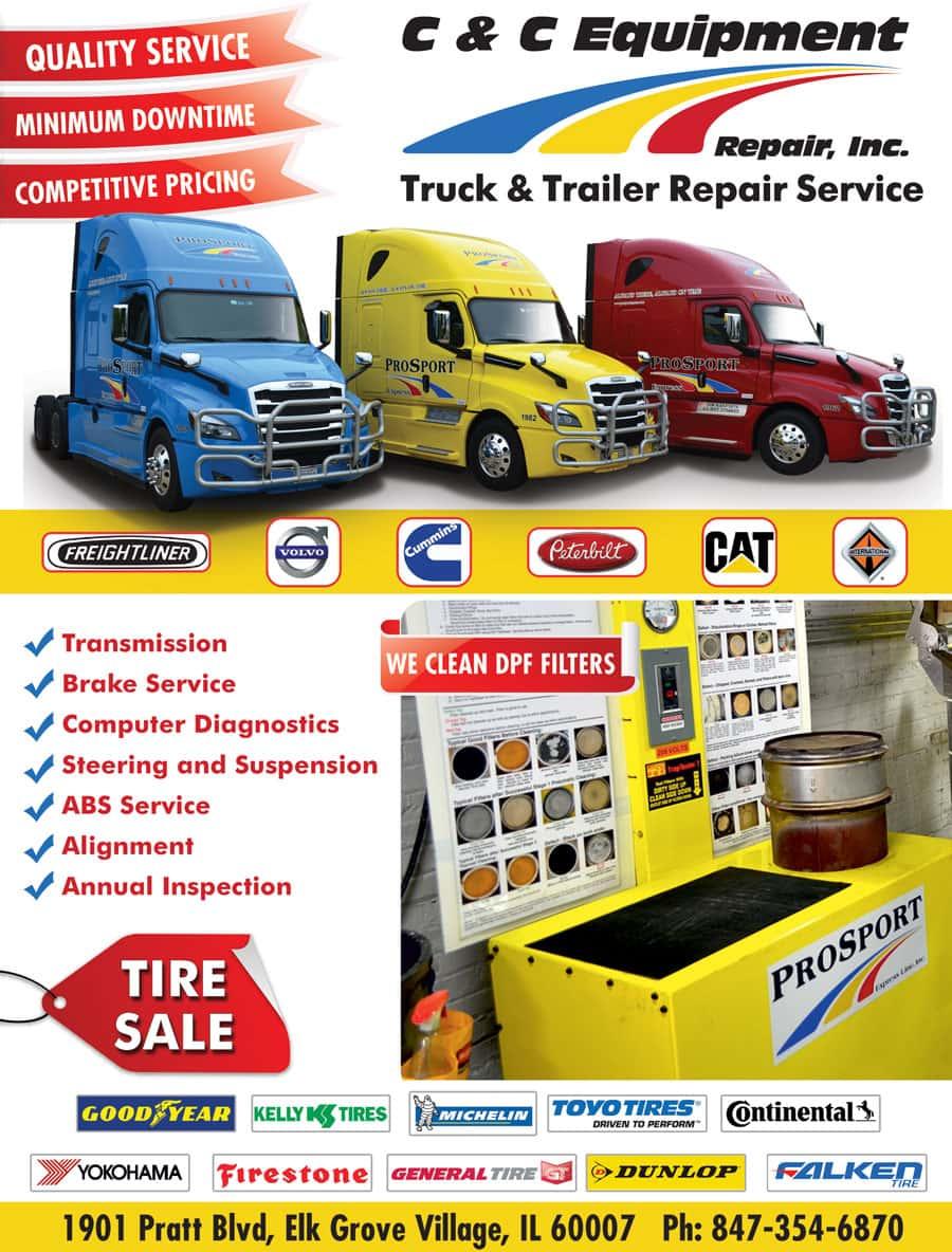 Truck & Trailer Repair Service