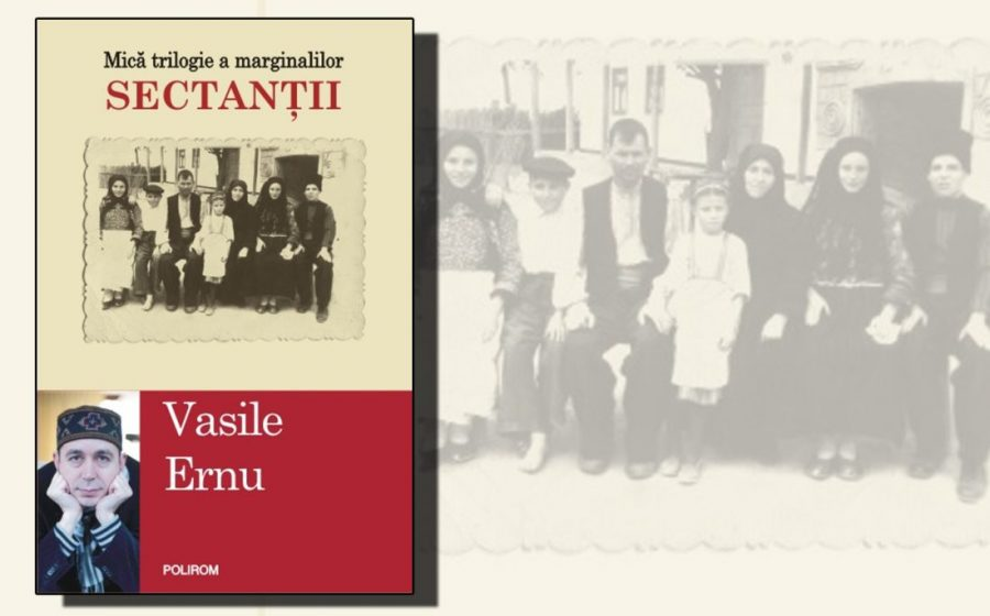 "Recenzie carte: ""Sectanții – Vasile Ernu"""